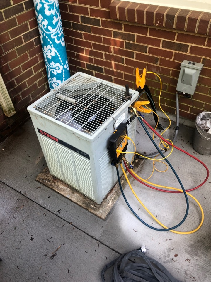 Keep your Trane heat pump running forever. Get a tune up twice a year.