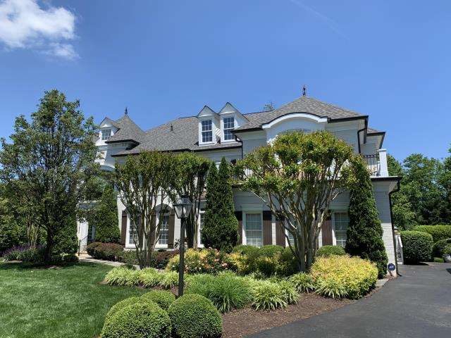 Herndon, VA - Complete Exterior Repaint for a previous customer.