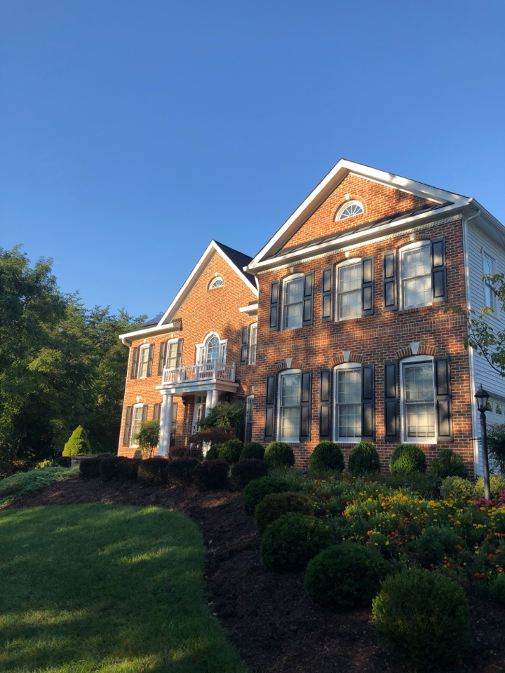 Silver Spring, MD - Exterior painting in Ashton, MD