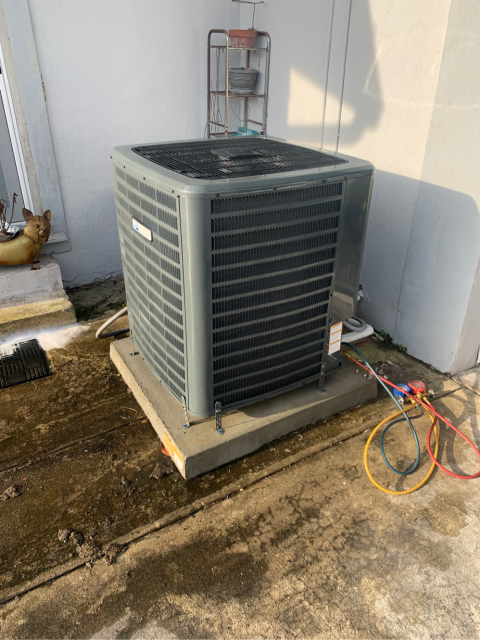 Loxahatchee Groves, FL - Air Conditioning System maintenance includes 23 point inspection and recommended twice a year to keep ac running efficiently.