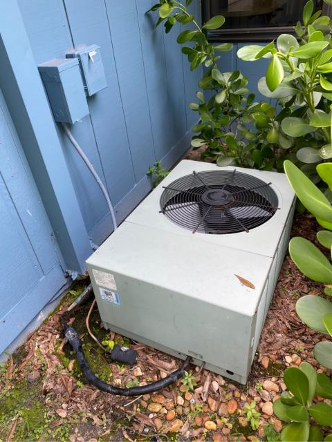 Palm City, FL - Estimate for new air conditioning system.
