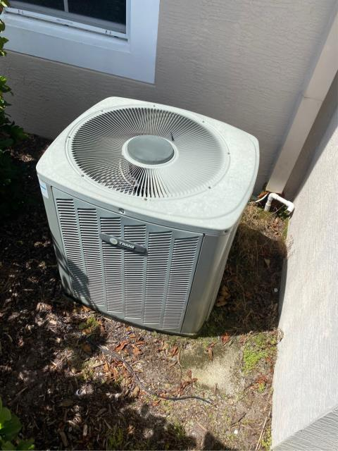 Hobe Sound, FL - Provided estimate on new air conditioning system.