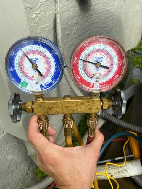 Port St. Lucie, FL - Air Conditioning system maintenance includes 23 point inspection and recommended twice a year.