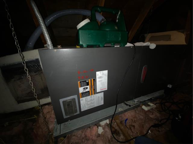 Palm Beach Gardens, FL - Air conditioning system needed duct sanitizing with anti microbial solution, time released air freshener/sanitizer pad, and clean grilles.