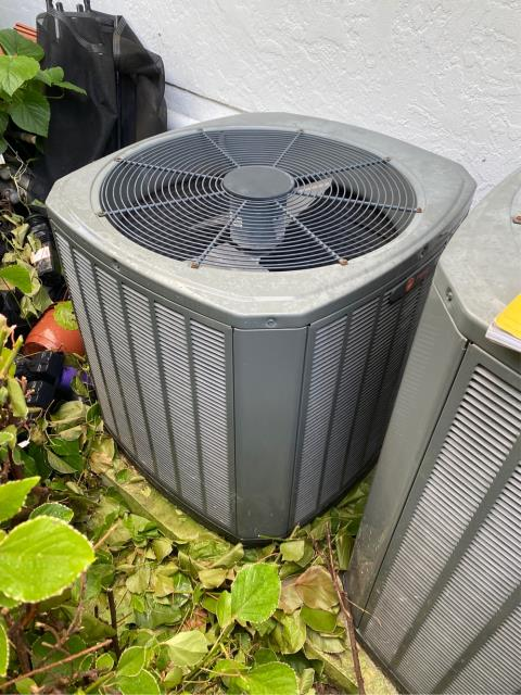 Palm City, FL - Estimate to replace two air conditioning systems.