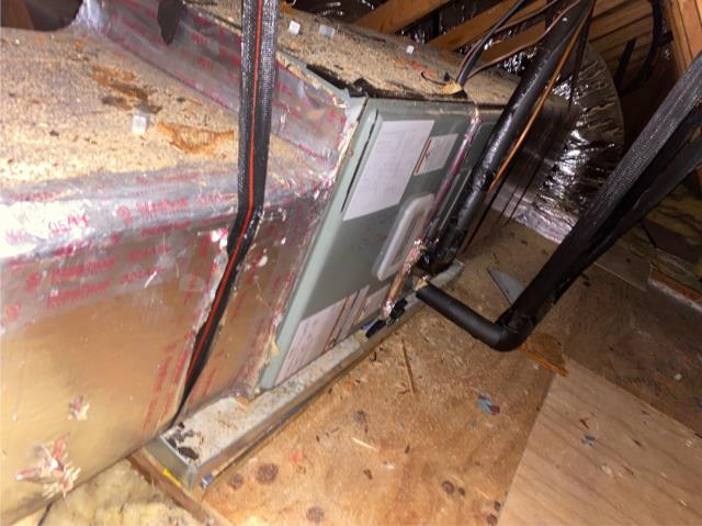 Hobe Sound, FL - Air conditioning system estimate to replace AC and duct work.