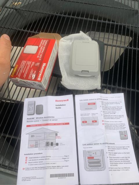 Jupiter, FL - Air conditioning system not cooling; install wireless outdoor sensor.