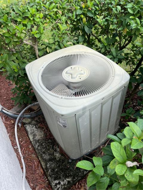 Port St. Lucie, FL - Air conditioning system estimate provided to customer to fit his needs and budget.