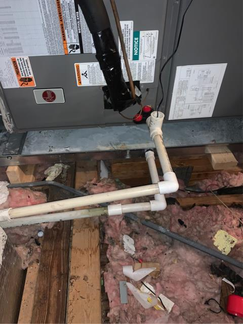 Jensen Beach, FL - Air conditioning system maintenance includes 23 point inspection, clean accessible coils, flush drain line, and clean drain pan.  We recommend twice a year.