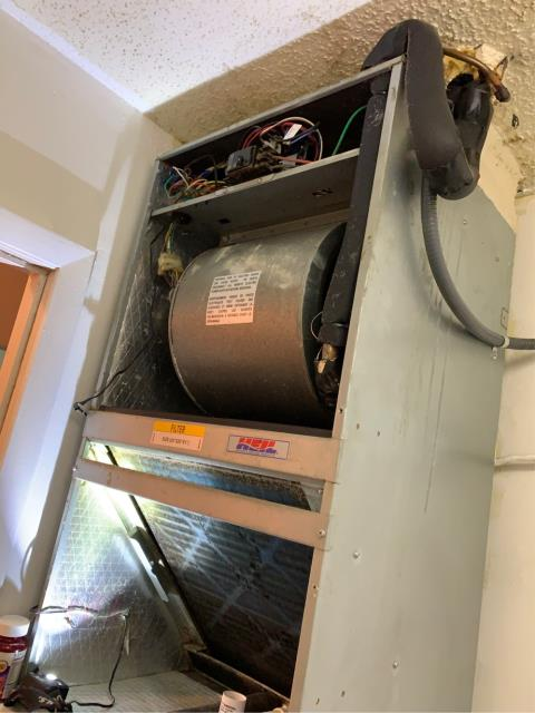 Port Salerno, FL - Air conditioning system maintenance performed twice a year and includes a 23 point inspection.  We recommend every six months to keep your ac running efficiently.