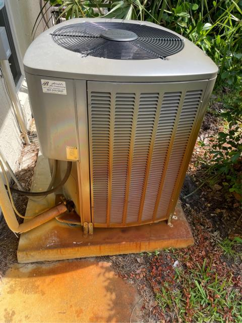 Port St. Lucie, FL - Air conditioning system maintenance includes a 23 point inspection, clean accessible coils, flush drain line, clean drain pan, and apply a protective coating to outside unit.
