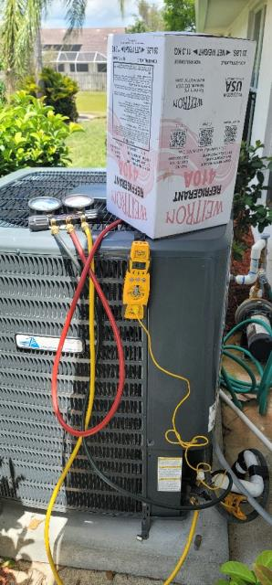 Palm City, FL - Air conditioning system tune up includes a 23 point inspection and is recommended at least once a year to keep your ac system running efficiently.