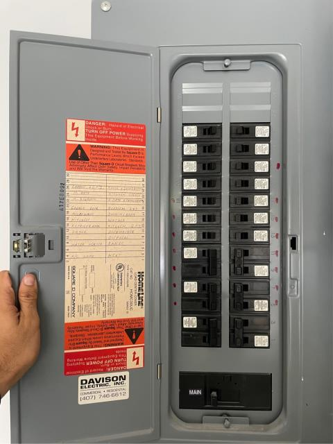Palm Beach Gardens, FL - Air conditioning system estimate provided to customer to install a mini split ac system in garage in her budget and to suit her needs.