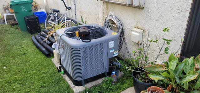 Port St. Lucie, FL - Air conditioning system tune up performed annually.  All tune ups include a 23 point inspection.