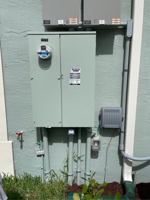 Port St. Lucie, FL - Mini split air conditioning system estimate provided to customer in her budget and to suit her needs.
