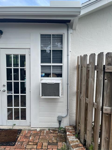 Jupiter, FL - Air conditioning mini split system estimate provided to customer in her budget and to fit her needs.