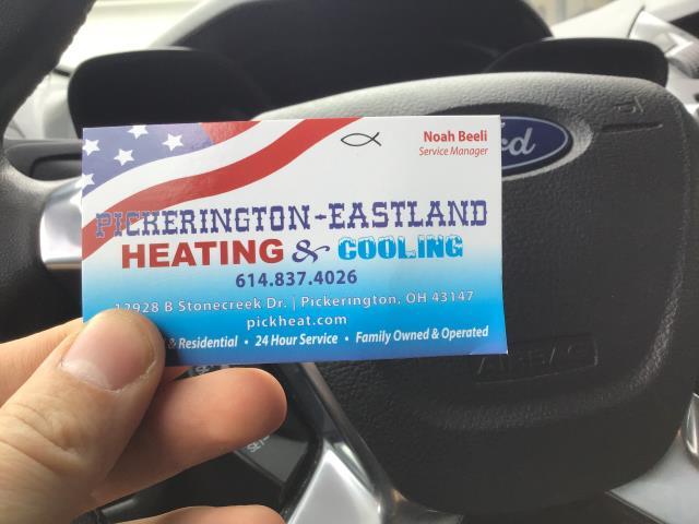 Reynoldsburg, OH - Reynoldsburg free estimate Trane Vs. Carrier