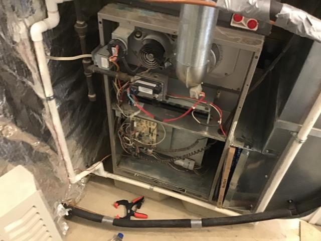 Sunbury, OH - Bryant furnace repair