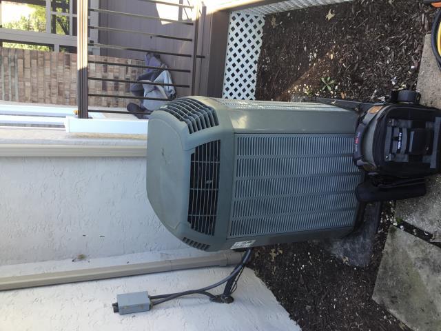 Gahanna, OH - Trane AC repair
