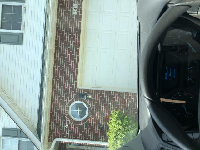 Etna, OH - Working on Carrier air conditioner