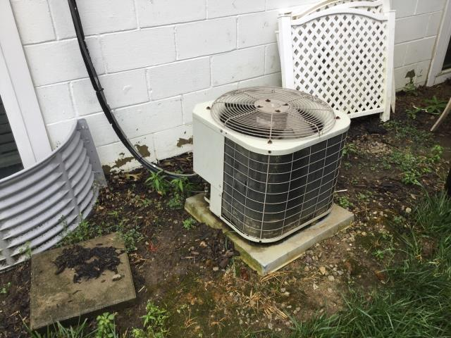 Lewis Center, OH - Performed Our Special AC Tune-Up On Bryant AC System