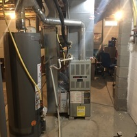 Sunbury, OH - Job #70411 Furnace Tune Up & Safety Inspection of 2019 Carrier Furnace.