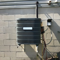 Johnstown, OH - Diagnostic Service Call for Goodman AC Unit.