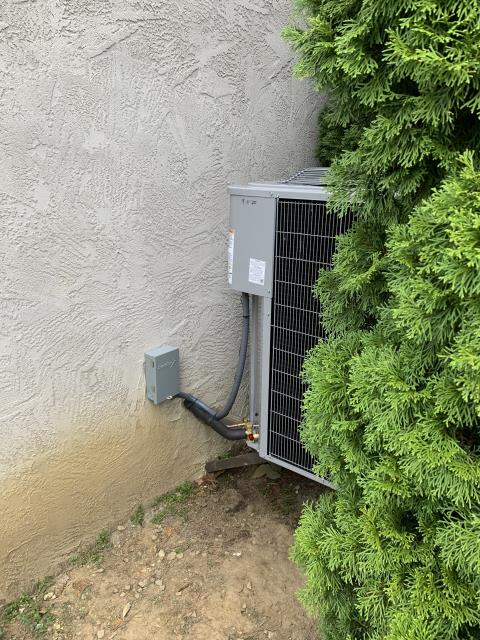 Galena, OH - I provided an estimate for a new Carrier 16 SEER Air Conditioner System 3 Ton