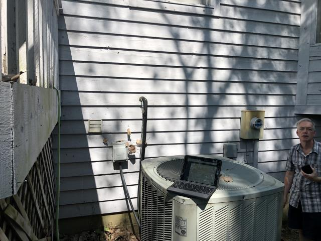 Dublin, OH - I provided an estimate for a new Carrier 96% 80,000 BTU Gas Furnace and a new Carrier 16 SEER 4 Ton Air Conditioner