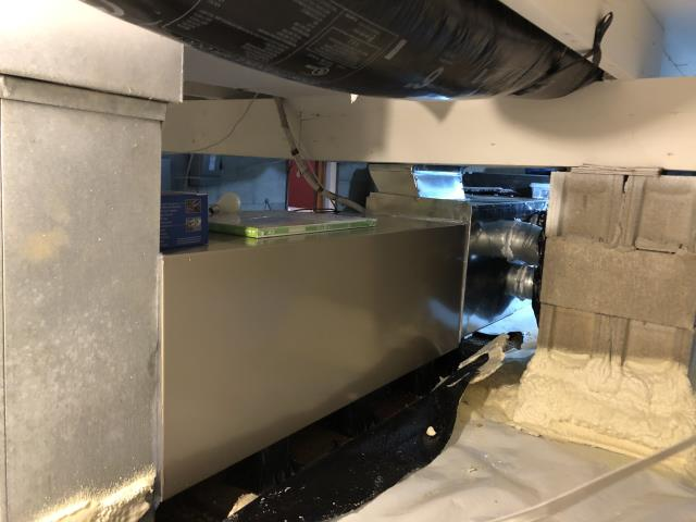 Canal Winchester, OH - I performed a Air duct cleaning that helps to eliminating dust, mold and other contaminants from your heating and air conditioning system ductwork