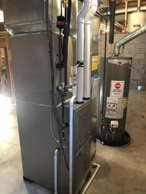 Westerville, OH - I  performed  a Install inspection to  check to make sure the unit is running to the manufacturers recommendations
