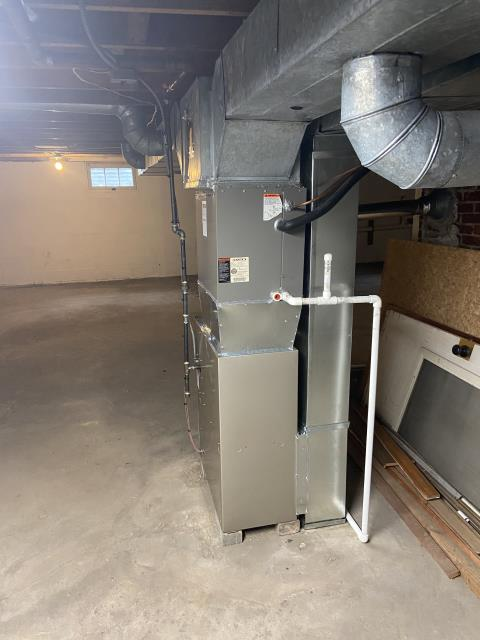 Gahanna, OH - I  performed  a Install inspection to  check to make sure the unit is running to the manufacturers recommendations