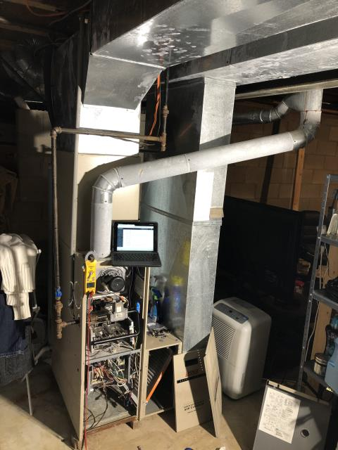 Johnstown, OH - Upon arrival found furnace not operational, After further diagnostic discovered that the circuit board has failed and needs replaced, Provided customer with repair and replacement options, Customer will review and get back with us, System not operational at departure.
