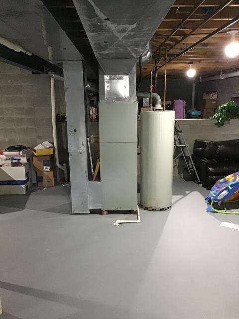 """Hilliard, OH - Performed a tune-upon a  Carrier """"Infinity Series"""" 96% Variable Speed Two-Stage 100,000 BTU Gas Furnace and everything checked out normally per routine maintenance. System is working with manufacturers specifications."""