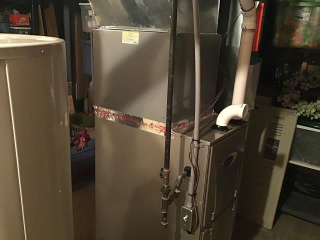 Pickerington, OH - Upon arrival for tune up safety check on 2020 Carrier furnace, customer had concerns about humidifier and felt static electric in home. Humidifier is operational, humidistat was set to 30% raised to 40%. All other items checked out good within manufacture specs at this time. System operational at departure.