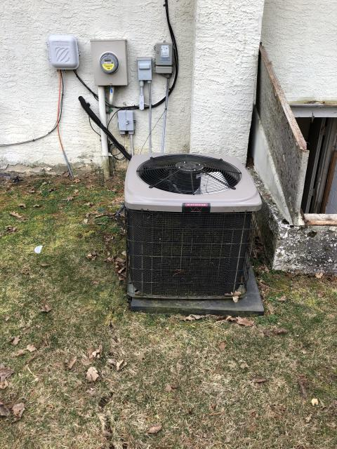 Groveport, OH - I provided an estimate on a mini split for the upstairs portion of a home. I also provided an estimate for a new ac unit.
