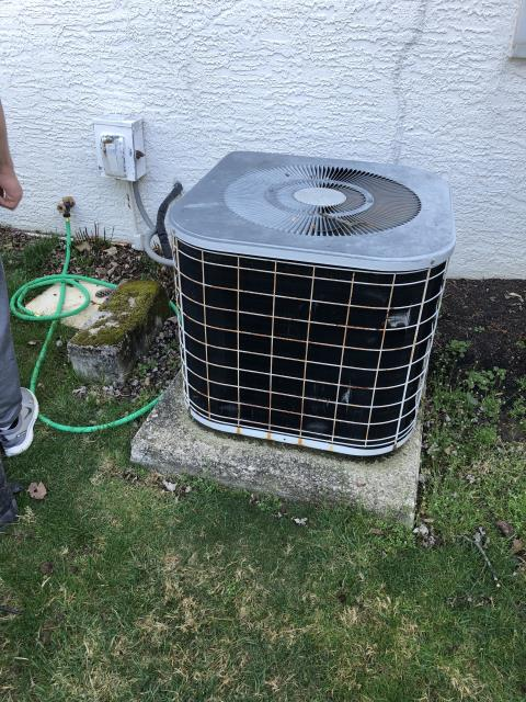 Delaware, OH - I finished an install on a Five Star 16 SEER 3 Ton Air Conditioner. System was fully operational at the time of departure.