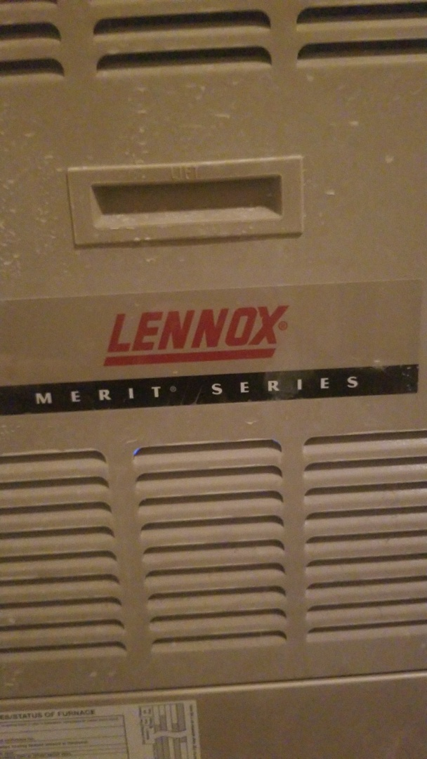 Pickerington, OH - Lennox gas furnace tune up