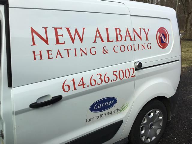 Columbus, OH - NEW Carrier furnace having problems.