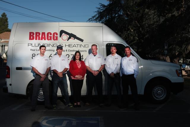 San Rafael, CA - fixed water heater