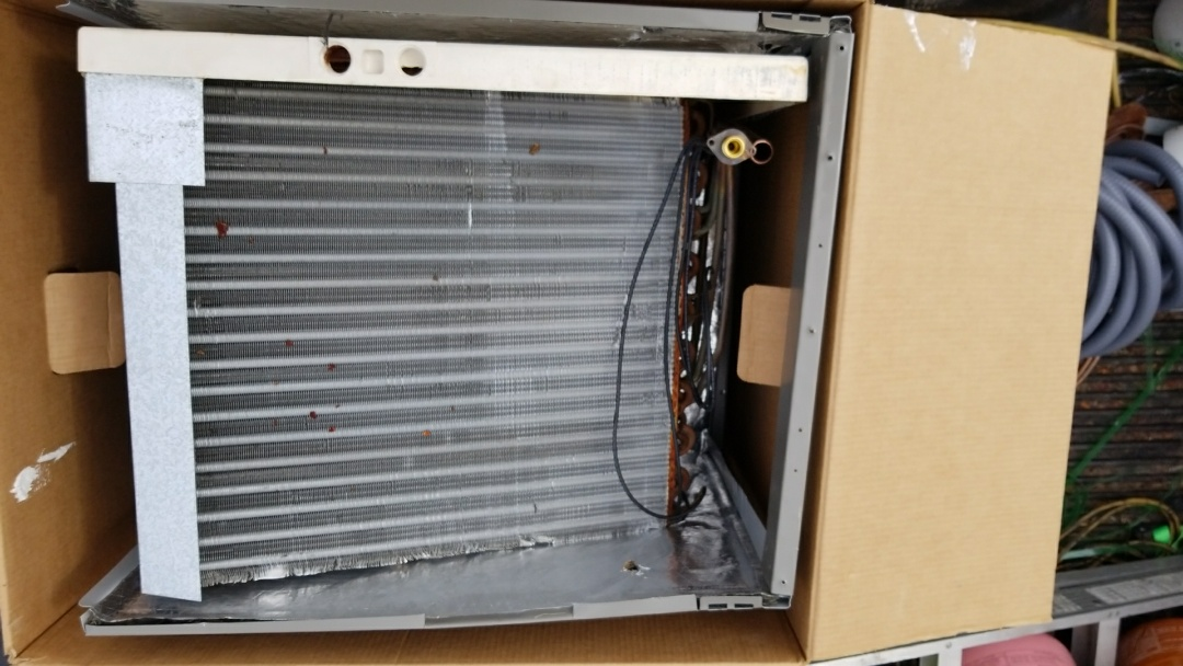 Summerville, SC - EVAP COIL changed under factory warranty in the Bluffs in Summerville
