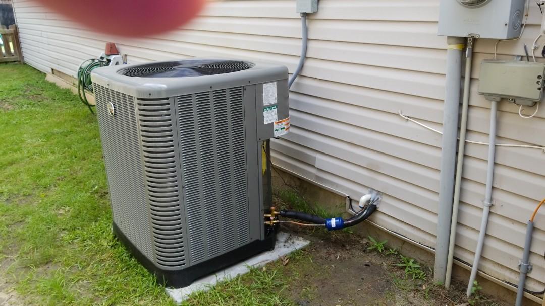 North Charleston, SC - 3 ton heat pump condenser change out