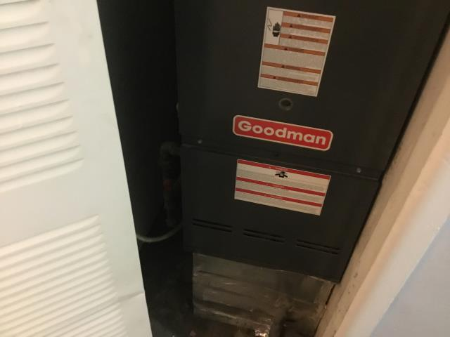 Bellbrook, OH - Goodman furnace repair