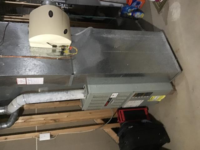 Yellow Springs, OH - Estimate to replace current Trane a system with new carrier furnace and ac