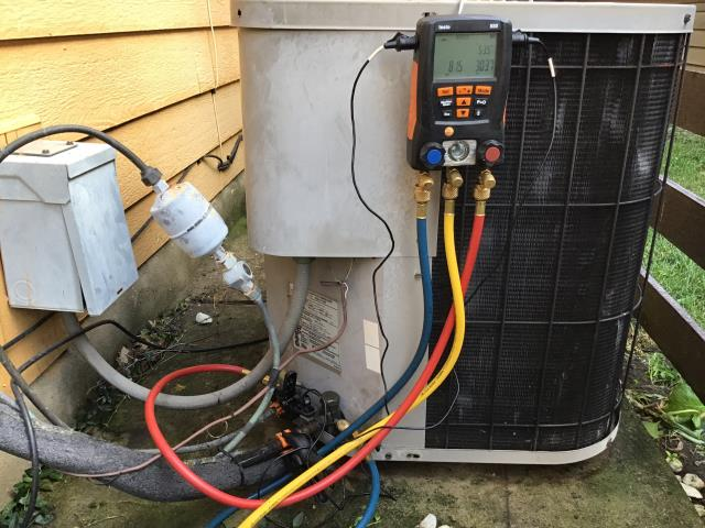 Miamisburg, OH - Goodman heatpump Repair, system not cooling house