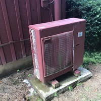 Jamestown, OH - Diagnostic performed over a mini split as customer stated system was not producing cold air. Found all three indoor head units filter dirty. Cleaned the units and system is cooling as expected.