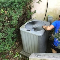 Fairborn, OH - Preformed pre season check out on Rudd ac unit