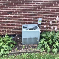 Yellow Springs, OH - Free in-home estimate provided to replace RHEEM A/C and furnace with a Carrier 96% Multi-Speed 60,000 BTU Gas Furnace and Carrier 16 SEER 2.5 Ton Air Conditioner.