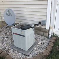 Kettering, OH - home owner wanting to replace Trane ac unit with Carrier ac unit, customer went with quote installed 7-22-19