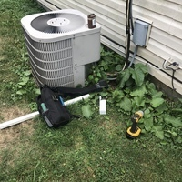 Trotwood, OH - Replaced dual capacitor on Bryant ac unit